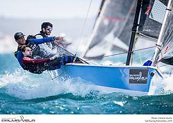 Sail Racing PalmaVela. May, 11th 2019. ©SailingShots by Maria Muina