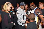 Spike Lee meets with fans after public talk at Arizona State University
