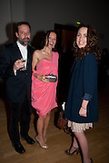 DAVID DORRELL; GEMMA BLACKBURN; LUCY FRANKS, Swarovski Whitechapel Gallery Art Plus Opera,  An evening of art and opera raising funds for the Whitechapel Education programme. Whitechapel Gallery. 77-82 Whitechapel High St. London E1 3BQ. 15 March 2012