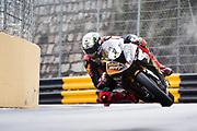 Peter HICKMAN, SMT / Bathams by MGM Macau, BMW<br /> 64th Macau Grand Prix. 15-19.11.2017.<br /> Suncity Group Macau Motorcycle Grand Prix - 51st Edition<br /> Macau Copyright Free Image for editorial use only