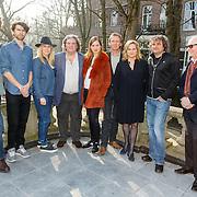 NLD/Amsterdam/20150217 - Castpresentatie de Helleveeg, cast