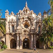 Balboa Park Casa Del Prado San Diego