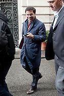 2013/03/07 Roma, ultima riunione della direzione di Futuro e Liberta' per l'Italia. Nella foto Italo Bocchino.<br /> Rome, last meeting of Futuro e Liberta' per l'Italia party. In the picture Italo Bocchino - &copy; PIERPAOLO SCAVUZZO
