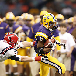 12-12 LHSAA Class 3A Lutcher vs ND