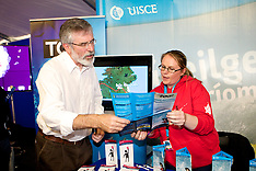 Colaiste Uisce at The National Ploughing Championships 2014