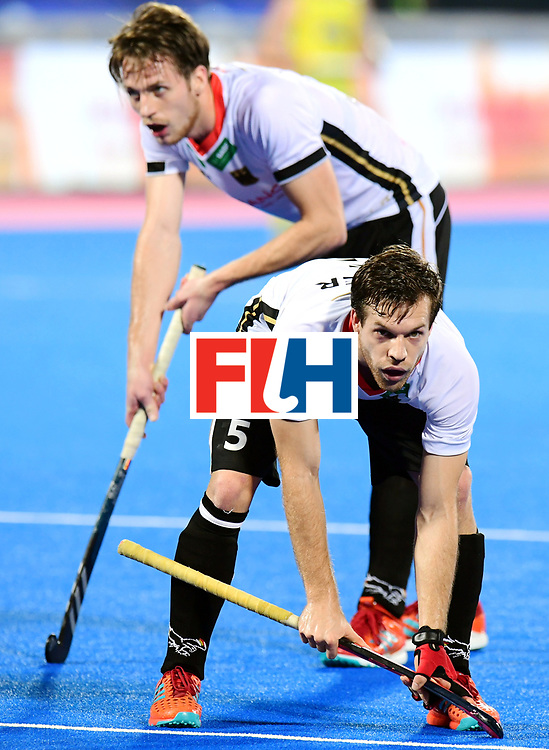 Odisha Men's Hockey World League Final Bhubaneswar 2017<br /> Match id:20<br /> Australia v Germany<br /> Foto: Phillipp Huber (Ger) <br /> COPYRIGHT WORLDSPORTPICS FRANK UIJLENBROEK