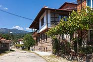 Houses of Gaytaninovo village