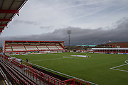 New Douglas Park during the Ladbrokes Scottish Premiership match between Hamilton Academical FC and Heart of Midlothian at New Douglas Park, Hamilton, Scotland on 24 January 2016. Photo by Craig McAllister.