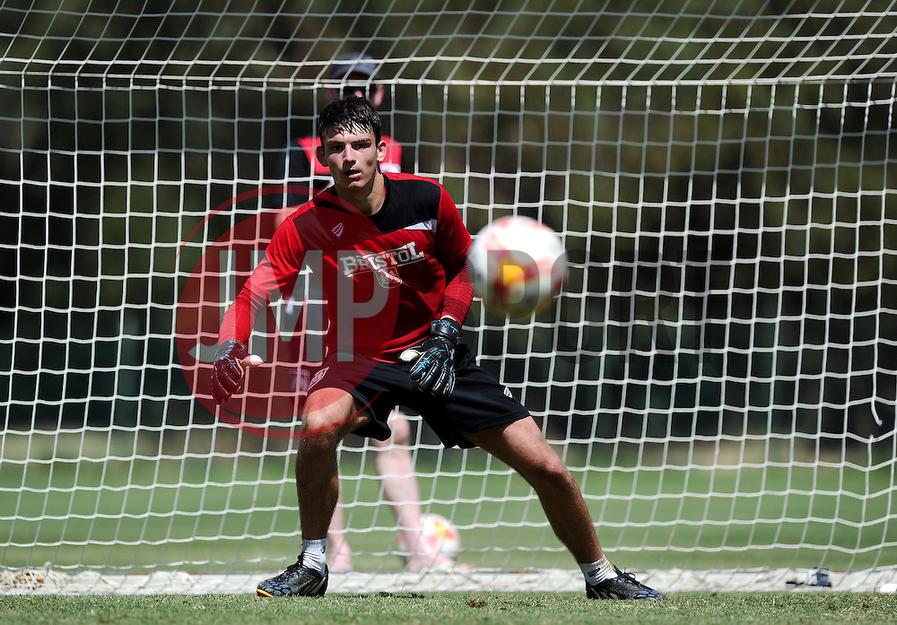 Max Oleary of Bristol City  - Photo mandatory by-line: Joe Meredith/JMP - Mobile: 07966 386802 - 17/07/2015 - SPORT - Football - Albufeira -  - Pre-Season Training