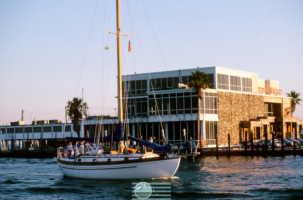 1979 Kemah Texas Sailboat