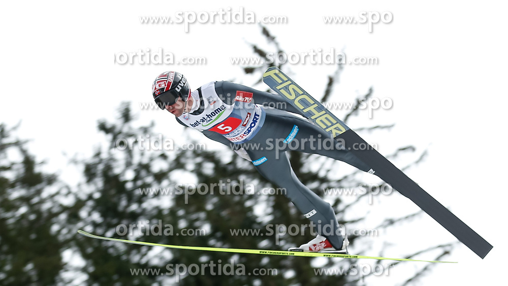 04.01.2014, Bergisel Schanze, Innsbruck, AUT, FIS Ski Sprung Weltcup, 62. Vierschanzentournee, Probesprung, im Bild Anders Bardal (NOR) // Anders Bardal of Norway during Trial Jump of 62nd Four Hills Tournament of FIS Ski Jumping World Cup at the Bergisel Schanze, Innsbruck, Austria on 2014/01/04. EXPA Pictures © 2014, PhotoCredit: EXPA/ Peter Rinderer