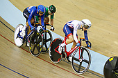 TRACK CYCLING - EUROPEAN CHAMPIONSHIPS GLASGOW 2018 - DAY 4 050818