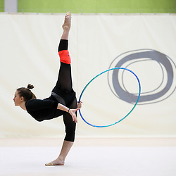 20170515: SLO, Practice of Slovenian Rhythmic Gymnastics Team