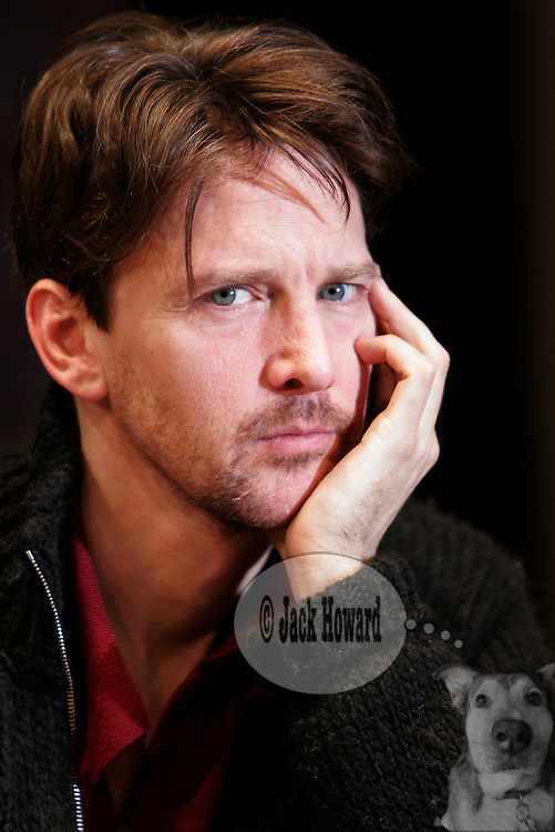 01/06/06 Princeton, NJ - - Actor Andrew McCarthy, Manhattan, NY - McCarter Berlind Theatre - Environmental Portraits of subject on set of upcoming play, 'A Moon for the Misbegotten' ..