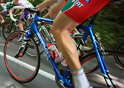 Bikes during 1st stage of the 15th Tour de Slovenie from Ljubljana to Postojna (161 km) , on June 11,2008, Slovenia. (Photo by Vid Ponikvar / Sportal Images)/ Sportida)