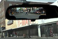 A view of downtown Brownsville, TX on April 24, 2010. (Photo/Scott Dalton)