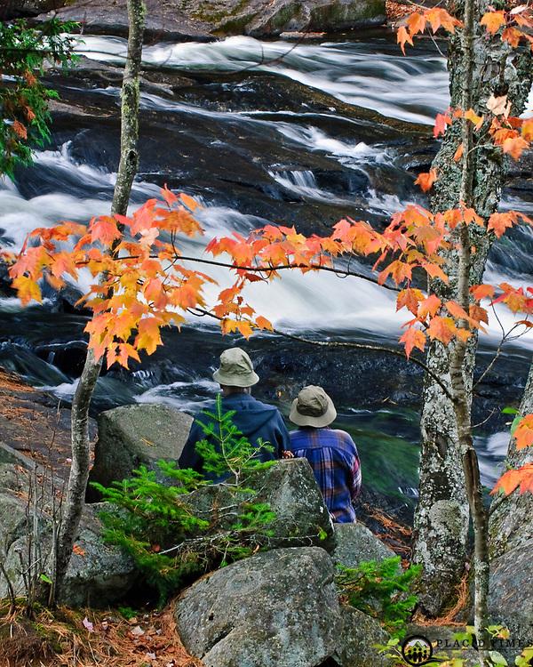 October 2007, Buttermilk Falls Solitude