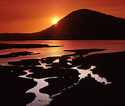 South Harris Sunset, Outer Hebrides.