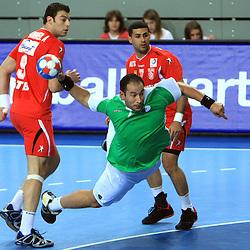 20090122: Handball - World Championship, Tunisia vs Algeria
