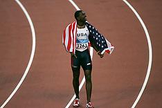 20040822 Olympics Athens 2004 Atletik 100m finale for mænd