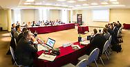 Congress<br /> Swein Arne Hansen<br /> LEN European Championships Congress<br /> Rome 27-10-2016<br /> Sheraton Hotel Parco de' Medici<br /> Photo Pasquale Mesiano/Deepbluemedia/Insidefoto