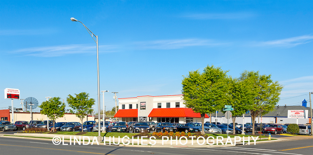 Commercial Real Estate Photography in Northern VA USA