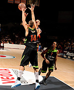 DESCRIZIONE : Tour Preliminaire Qualification Euroleague Aller<br /> GIOCATORE : DIOT Antoine <br /> SQUADRA : Le Mans<br /> EVENTO : France Euroleague 2010-2011<br /> GARA : Le Mans Villeurbanne <br /> DATA : 28/09/2010<br /> CATEGORIA : Basketball Euroleague<br /> SPORT : Basketball<br /> AUTORE : JF Molliere par Agenzia Ciamillo-Castoria <br /> Galleria : France Basket 2010-2011 Action<br /> Fotonotizia : Euroleague 2010-2011 Tour Preliminaire Qualification Euroleague Aller<br /> Predefinita :