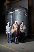 """Armando Lenardi, proprietario CITAL, e famiglia. Dal sito cital.it: """"Cital srl è un'azienda italiana specializzata da oltre 40 anni nella realizzazione di apparecchiature a pressione, colonne, scambiatori, serbatoi e impianti per l'industria cartaria, chimica, farmaceutica, alimentare e dell'energia, in acciai inossidabili e al carbonio."""""""