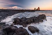 Londrangar in west-Iceland