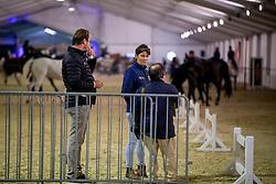 Weber Chester, De Ronde Marie, Wentein Mark<br /> Jumping Mechelen 2019<br /> © Hippo Foto - Dirk Caremans<br />  28/12/2019