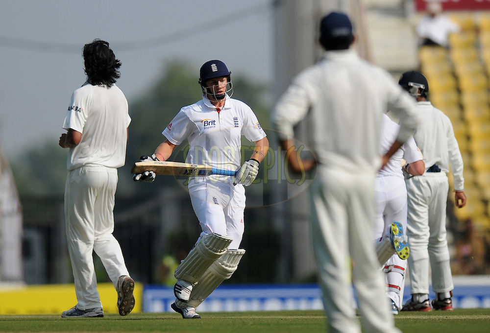 Joe Root of England bats during day two of the 4th Airtel Test Match between India and England held at VCA ground in Nagpur on the 14th December 2012..Photo by  Pal Pillai/BCCI/SPORTZPICS .