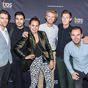 NLD/Utrecht/20171016 - Premiere Nieuwe Familie, Noah Valentyn