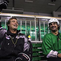 20080819: Ice Hockey - Tilia Olimpija at practice