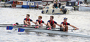 Henley, GREAT BRITAIN,  2012 Henley Royal Regatta. The Sir William Borlase's Grammar School crew, after winning the Fawley Challenge Cup. Sunday  15:59:17  01/07/2012 [Mandatory Credit, Intersport-images] ..Rowing Courses, Henley Reach, Henley, ENGLAND . HRR.