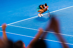 January 26, 2019 - Melbourne, Australia - Naomi Osaka of Japan in action during the final of the 2019 Australian Open Grand Slam tennis tournament (Credit Image: © AFP7 via ZUMA Wire)