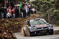 Andreas Mikkelsen (NOR) / Ola Floene (NOR) - Volkswagen Polo WRC