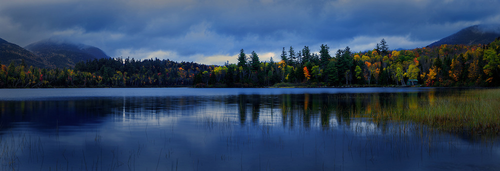 Connery Pond, Lake Placid, New York