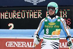 NEUREUTHER Felix of Germany during the 2nd Run of 7th Men's Giant Slalom - Pokal Vitranc 2013 of FIS Alpine Ski World Cup 2012/2013, on March 9, 2013 in Vitranc, Kranjska Gora, Slovenia.  (Photo By Matic Klansek Velej / Sportida.com)
