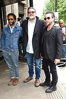 Elbow, Pete Turner, Guy Garvey, Mark Potter , The Ivors 2018, Ivor Novello Awards, Grosvenor House, London, UK, 31 May 2018, Photo by Richard Goldschmidt