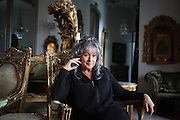 Gertrude Zachary spent her life collecting antiques and designing jewelry. Now she's living in her dream home in downtown Albuquerque...CREDIT: Steven St. John for The Wall Street Journal