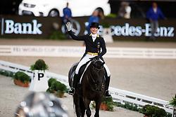 Werth, Isabell (GER) Weihegold OLD<br /> Stuttgart - German Masters 2016<br /> © www.sportfotos-lafrentz.de