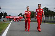September 3-5, 2015 - Italian Grand Prix at Monza: James Allison, Ferrari technical director