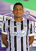 Leandro Matheus ALVES - 17.09.2013 - Photo Officielle Istres - Ligue 2<br /> Photo : Icon Sport