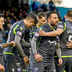 Greenock Morton v Queen of the South | Scottish Championship | 4 November 2017