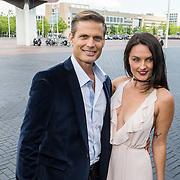 NLD/Amsterdam20160625 - Glory 31, Casper van Diem en partner Jennifer Wenger