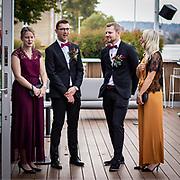 2018-10-13 Ajla & Albin bröllop