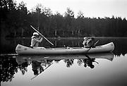 Kanot i Tiveden