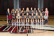 OC Women's BBall Team and Individuals - 2014-2015 Season