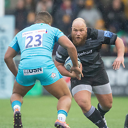 03,03,2019 Gallagher Premiership Newcastle Falcons and Worcester