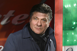 February 17, 2019 - Naples, Naples, Italy - Head Coach of Torino FC Walter Mazzarri during the Serie A TIM match between SSC Napoli and FC Torino at Stadio San Paolo Naples Italy on 17 February 2019. (Credit Image: © Franco Romano/NurPhoto via ZUMA Press)
